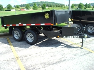 6 X 10 DUMP TRAILER FOR SALE
